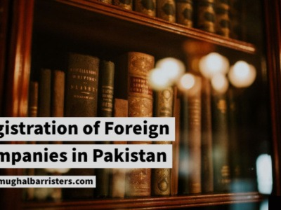 registration of foreign companies in pakistan